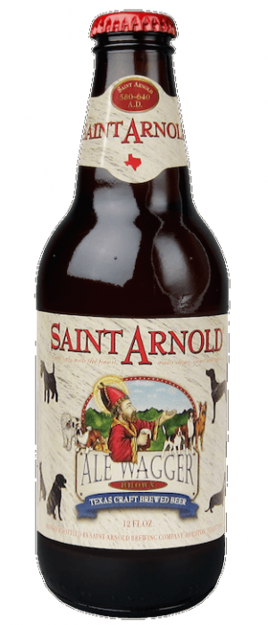 Ale Wagger by Saint Arnold Brewing Company in Texas, United States
