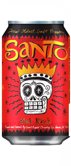 Santo by Saint Arnold Brewing Company in Texas, United States