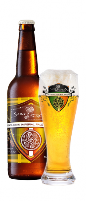 Belgian Imperial Pale Lager by Saint Patrick's Brewing Company in Colorado, United States