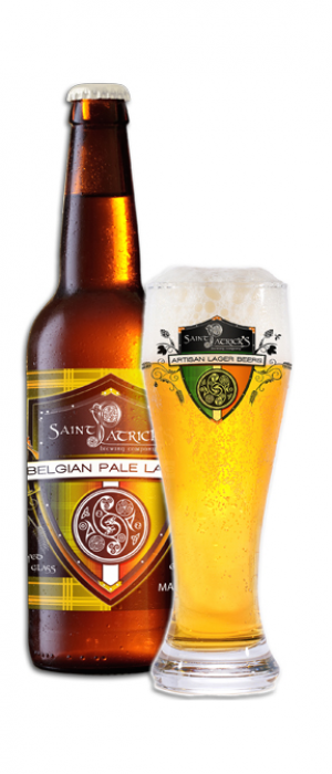 Belgian Pale Lager by Saint Patrick's Brewing Company in Colorado, United States