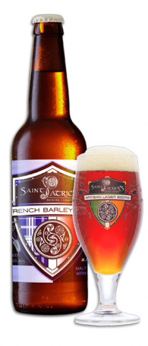 French Barleywine Lager