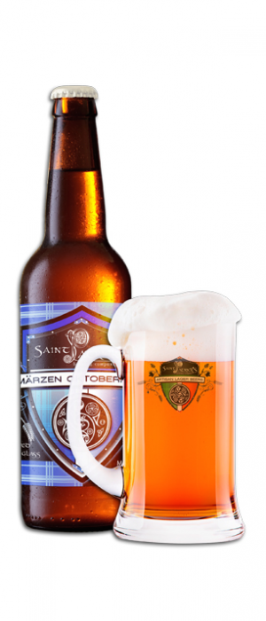 Marzen Oktoberfest by Saint Patrick's Brewing Company in Colorado, United States