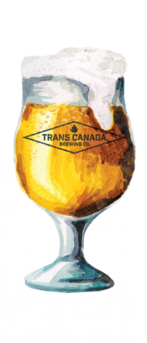 Saison by Trans Canada Brewing Co. in Manitoba, Canada