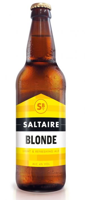 Saltaire Blonde by Saltaire Brewery in West Yorkshire - England, United Kingdom