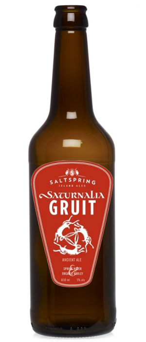 Saturnalia Dark Gruit Ancient Ale