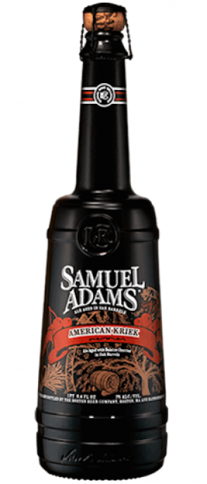 Samuel Adams American Kriek by Samuel Adams in Massachusetts, United States