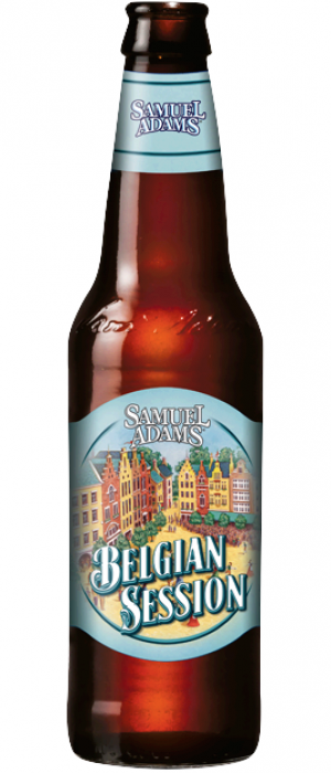 Samuel Adams Belgian Session