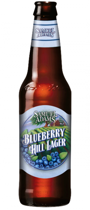Samuel Adams Blueberry Hill Lager by Samuel Adams in Massachusetts, United States
