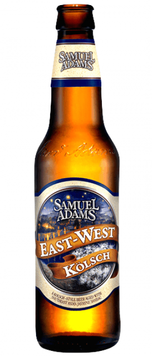 Samuel Adams East West Kölsch