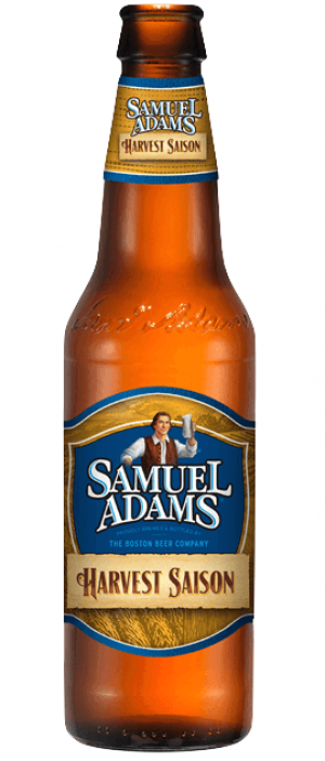 Samuel Adams Harvest Saison by Samuel Adams in Massachusetts, United States
