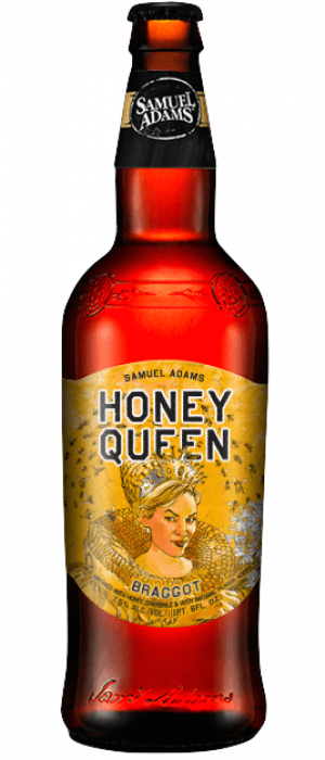 Samuel Adams Honey Queen by Samuel Adams in Massachusetts, United States