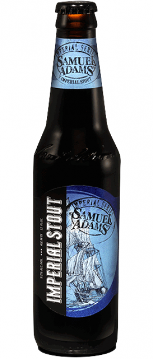 Samuel Adams Imperial Stout by Samuel Adams in Massachusetts, United States