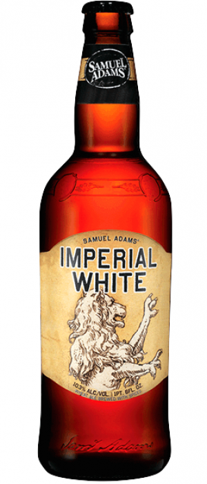 Samuel Adams Imperial White by Samuel Adams in Massachusetts, United States