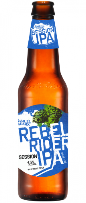 Samuel Adams Rebel Rider IPA