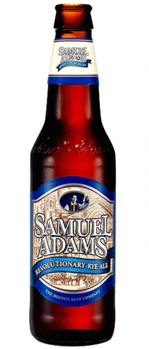 Samuel Adams Revolutionary Rye Ale