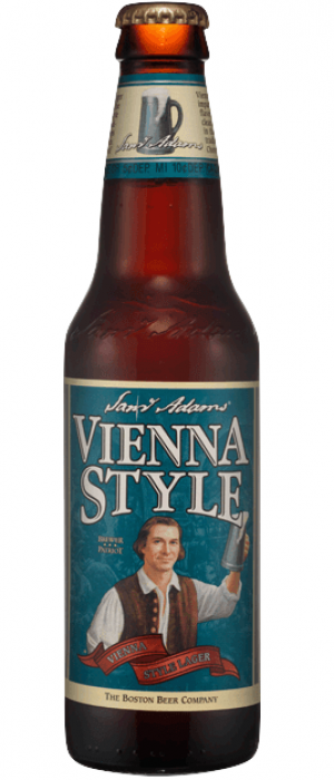 Samuel Adams Vienna Lager by Samuel Adams in Massachusetts, United States