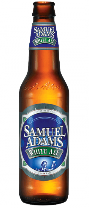 Samuel Adams White Ale by Samuel Adams in Massachusetts, United States
