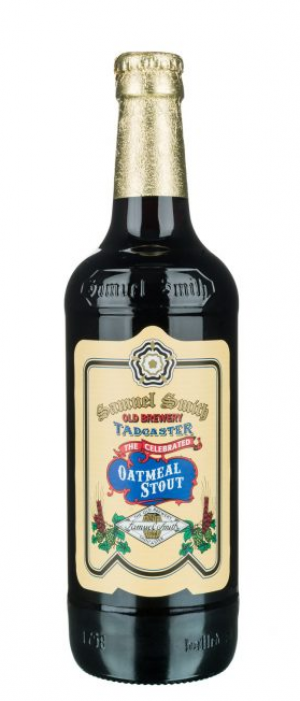 Oatmeal Stout by Samuel Smith's Brewery in North Yorkshire - England, United Kingdom