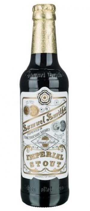 Imperial Stout by Samuel Smith's Brewery in North Yorkshire - England, United Kingdom