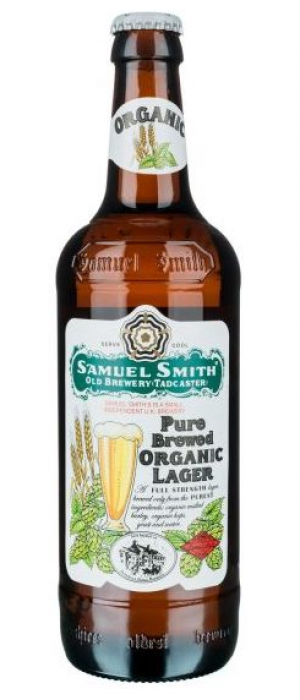 Pure Brewed Organic Lager