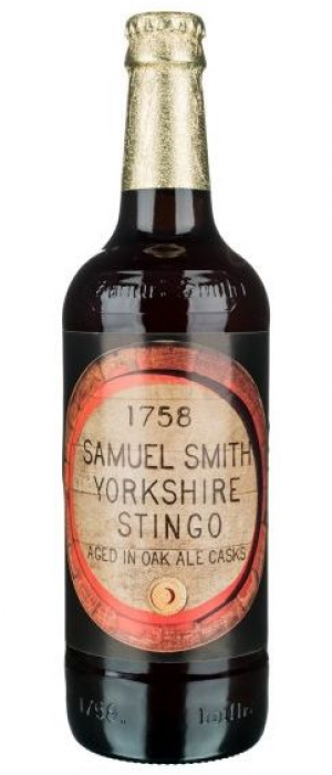 Yorkshire Stingo by Samuel Smith's Brewery in North Yorkshire - England, United Kingdom