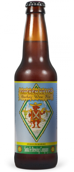 Chicken Killer Barley Wine by Santa Fe Brewing Co. in New Mexico, United States