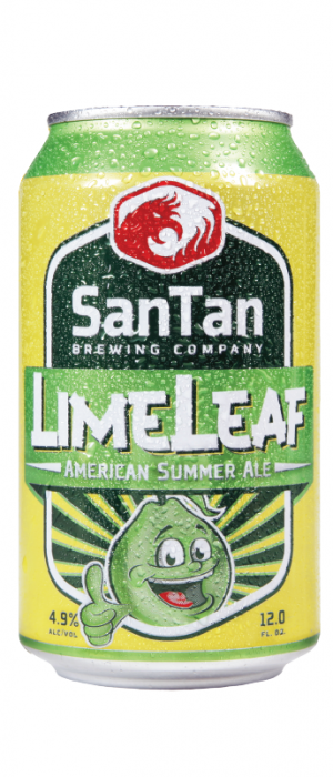 LimeLeaf by SanTan Brewing Company in Arizona, United States