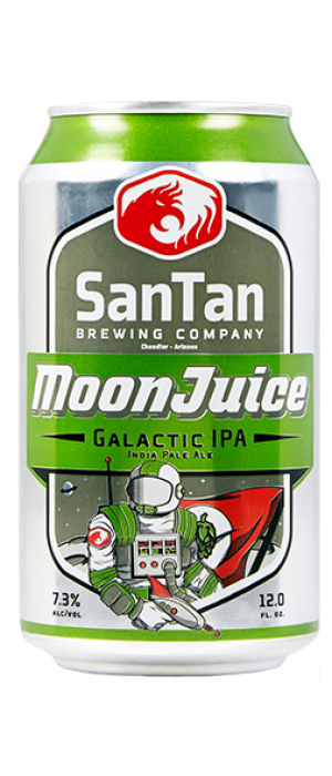 MoonJuice IPA by SanTan Brewing Company in Arizona, United States