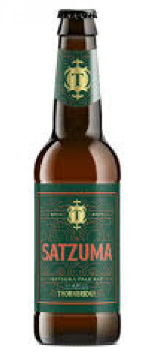 Satzuma Gluten Free Session IPA by Thornbridge in Derbyshire - England, United Kingdom