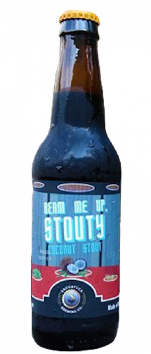 Beam Me Up, Stouty by Saugatuck Brewing Company in Michigan, United States
