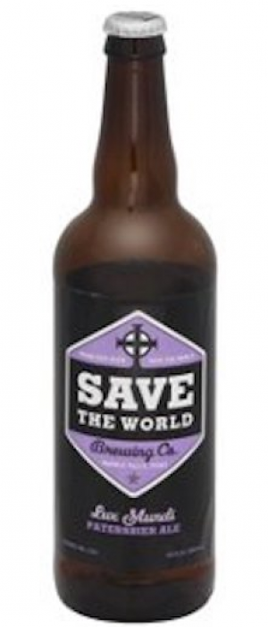 Lux Mundi by Save The World Brewing Company in Texas, United States