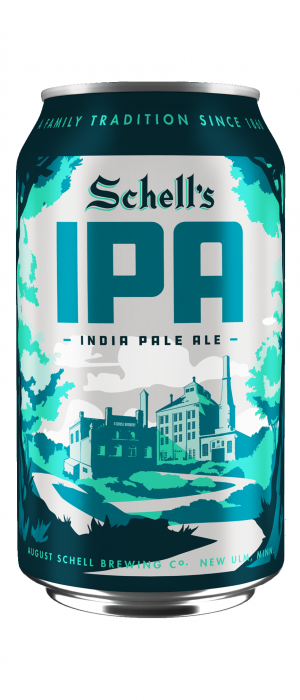 Schell's IPA by Schell's Brewery in Minnesota, United States