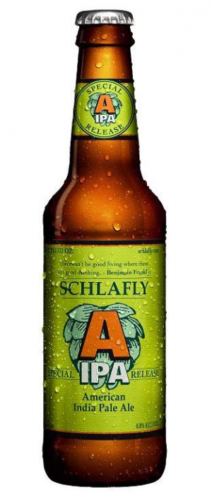 American IPA by Schlafly Beer in Missouri, United States