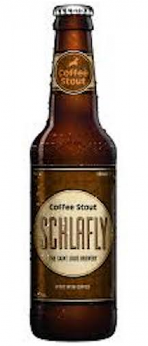 Coffee Stout by Schlafly Beer in Missouri, United States