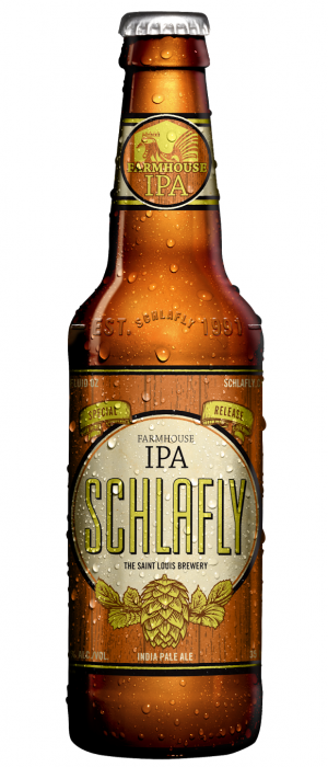 Farmhouse IPA by Schlafly Beer in Missouri, United States