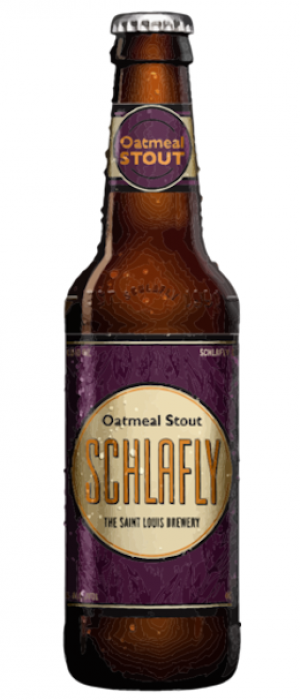 Oatmeal Stout by Schlafly Beer in Missouri, United States