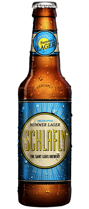 Summer Lager by Schlafly Beer in Missouri, United States