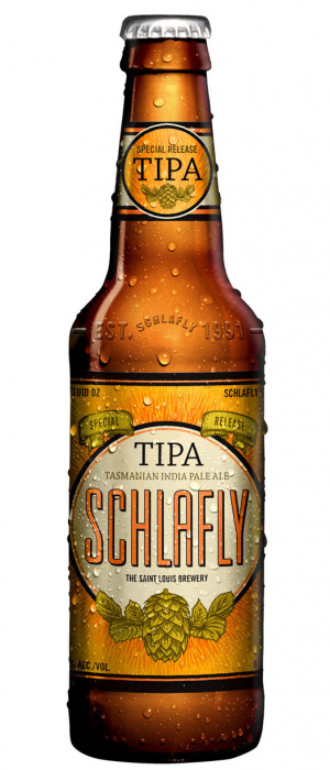 Tasmanian IPA by Schlafly Beer in Missouri, United States