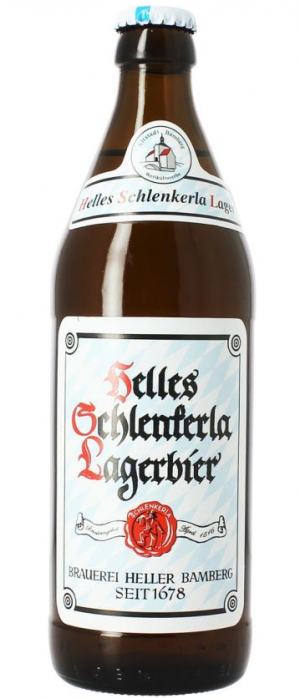 Helles Schlenkerla Lager by Schlenkerla in Bavaria, Germany