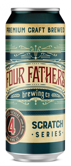 Scratch Series: IV #17 West Coast IPA by Four Fathers Brewing Co.  in Ontario, Canada