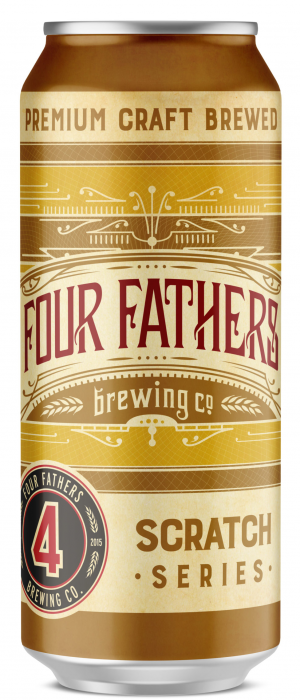 Scratch Series: Philly Eilish Philly Sour by Four Fathers Brewing Co.  in Ontario, Canada