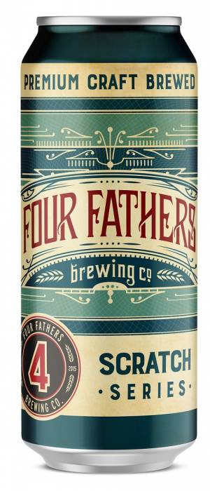 Scratch Series: Solskinn by Four Fathers Brewing Co.  in Ontario, Canada