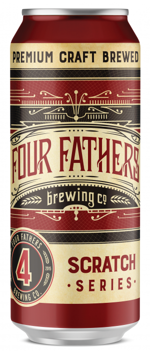 Scratch Series: Yuzu Lo-cal by Four Fathers Brewing Co.  in Ontario, Canada