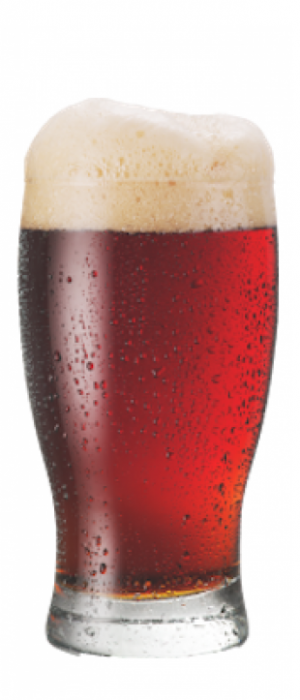 Muddy Mo Amber Ale by Scriptown Brewing Company in Nebraska, United States