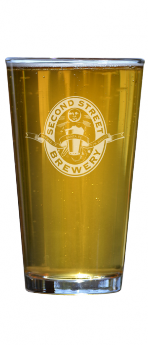 2920 Pilsner by Second Street Brewery in New Mexico, United States