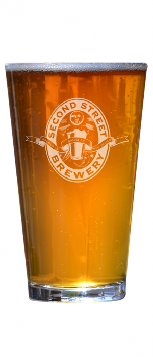 Abiquiu Pale Ale by Second Street Brewery in New Mexico, United States