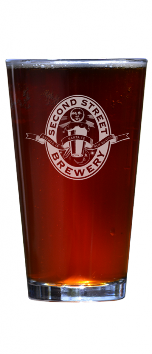 Amber Ale by Second Street Brewery in New Mexico, United States