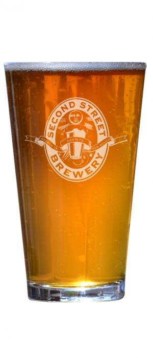 Belgo-American Pale Ale by Second Street Brewery in New Mexico, United States
