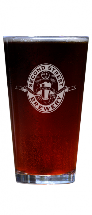 British Mild by Second Street Brewery in New Mexico, United States