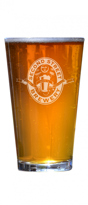 Centennial Pale Ale by Second Street Brewery in New Mexico, United States